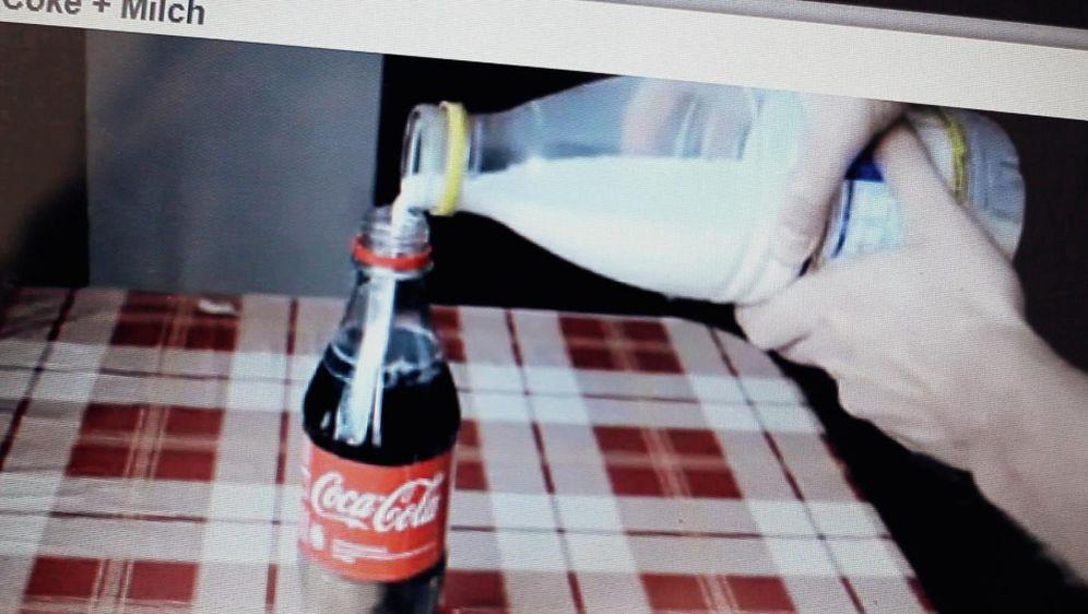 Webphänomen - Colas plötzlich klar
