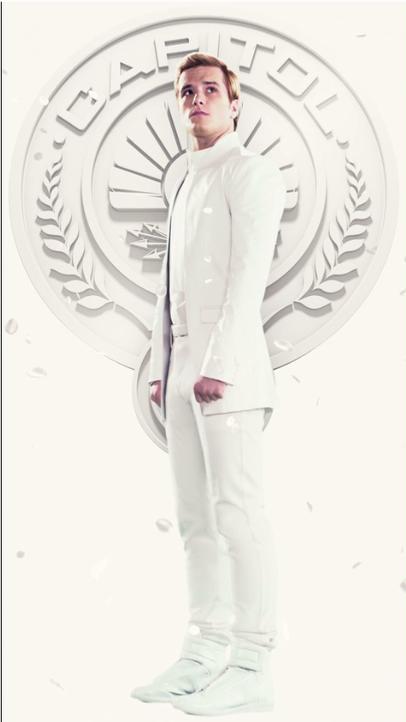 Tribute von Panem 3: Bilder zu Mockingjay mit Peeta - Bildquelle: Lionsgate