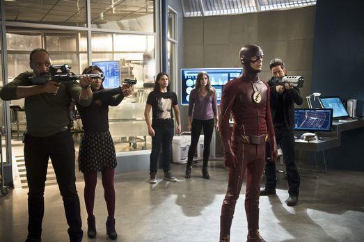 The Flash - Müssen mit Zooms nächstem skrupellosen Schlag zurechtkommen: Joe...