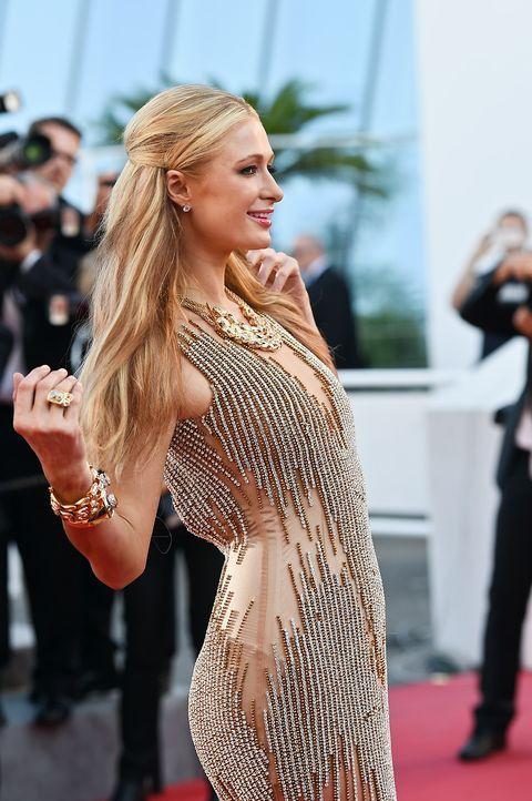 Cannes-Film-Festival-Paris-Hilton-150518-2-AFP - Bildquelle: AFP