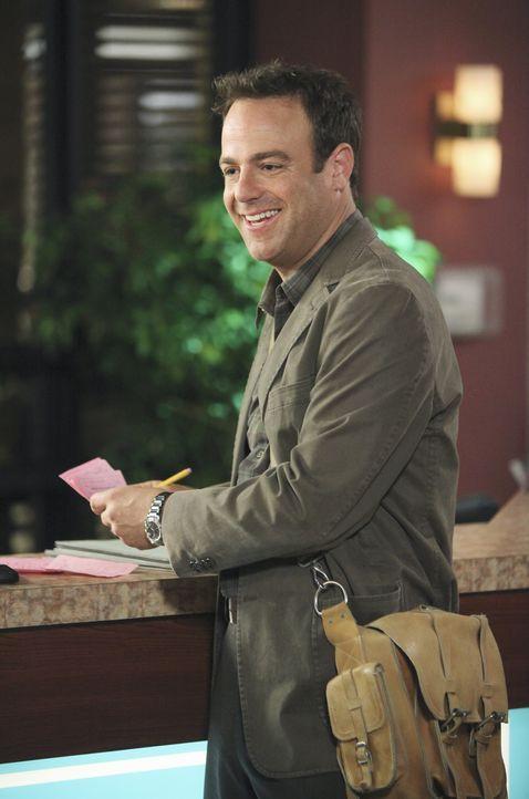 Erlebt die Überraschung seines Lebens: Cooper (Paul Adelstein) ... - Bildquelle: ABC Studios