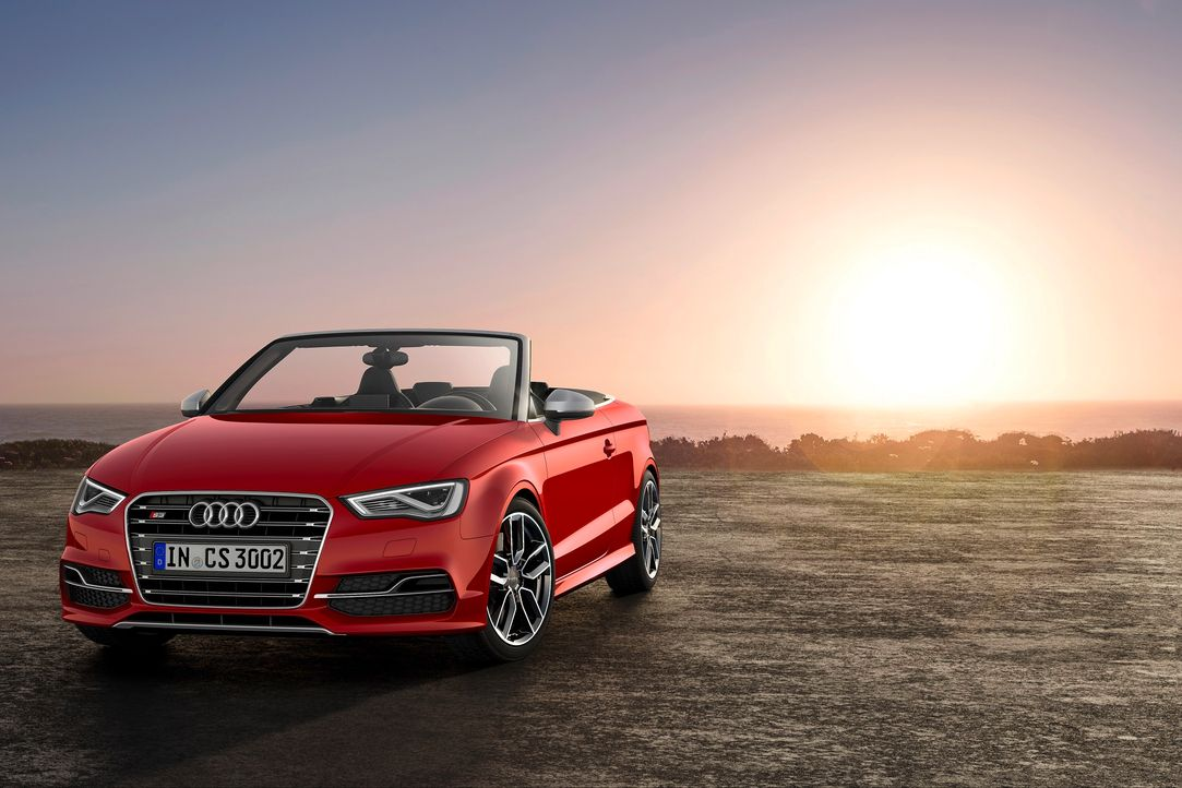 Audi S3 Cabrio - Bildquelle: Audi