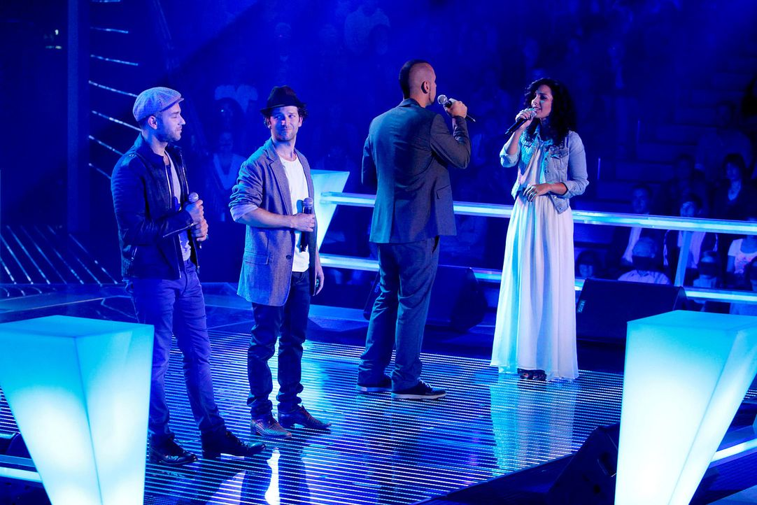battle-manumatei-vs-sami-samira-04-the-voice-of-germany-richard-huebnerjpg 1700 x 1134 - Bildquelle: SAT1/ProSieben/Richard Hübner