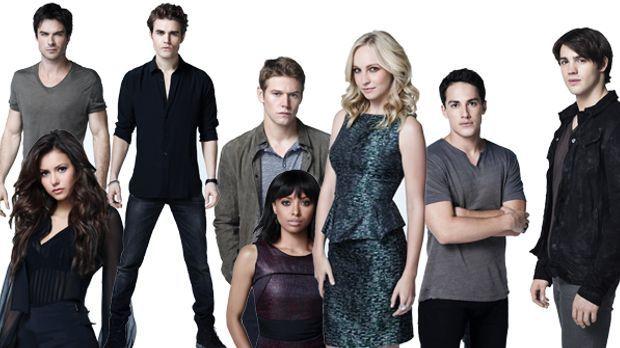 Schauspieler Vampire Diaries