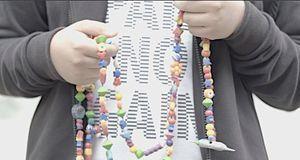 Mut Perlenkette