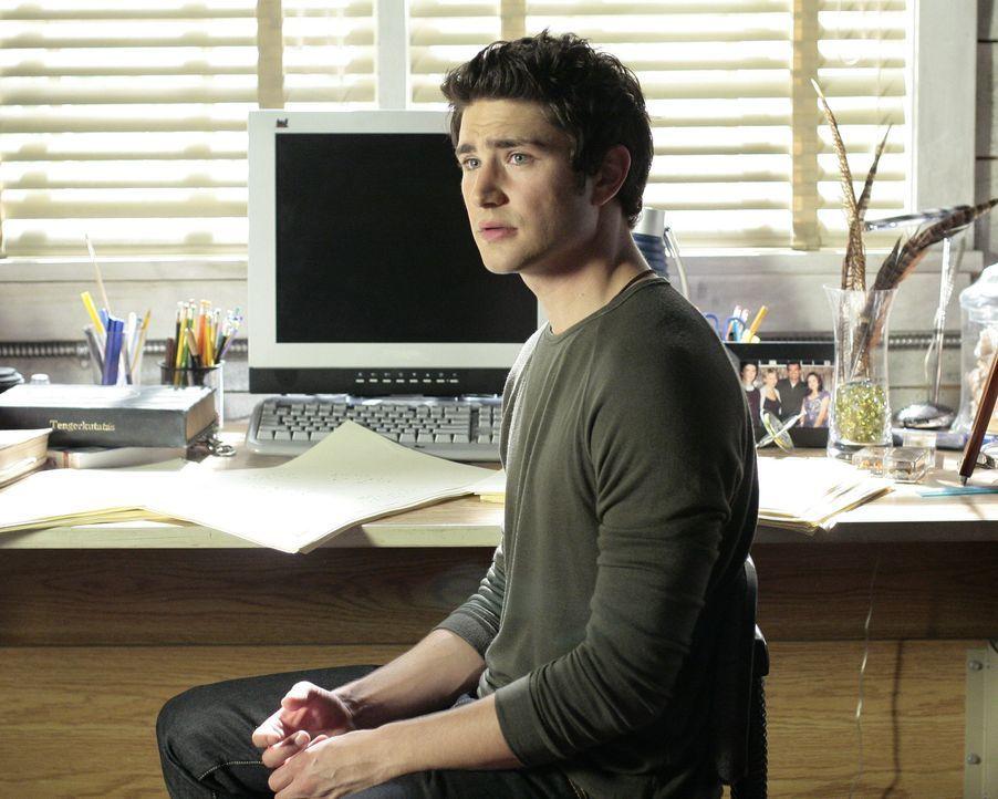 Was ist nur mit ihm los? Kyle (Matt Dallas) verhält sich in letzter Zeit ziemlich merkwürdig ... - Bildquelle: TOUCHSTONE TELEVISION