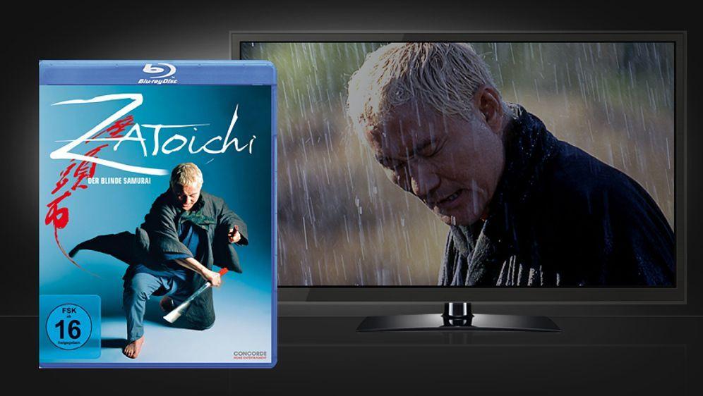 Zatoichi - Der blinde Samurai (Blu-ray Disc)