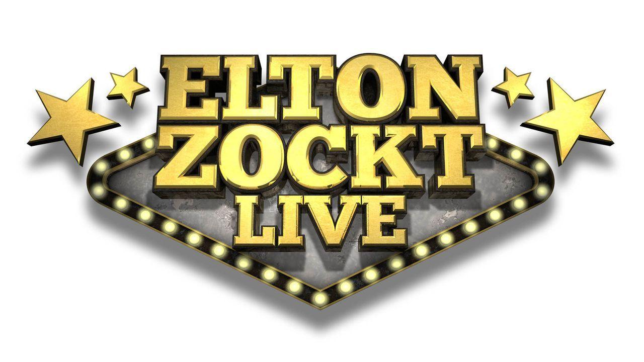 Elton zockt LIVE - Logo - Bildquelle: ProSieben
