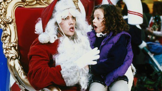 Matt (Barry Watson, l.) arbeitet im Kaufhaus als Weihnachtsmann und wird von...