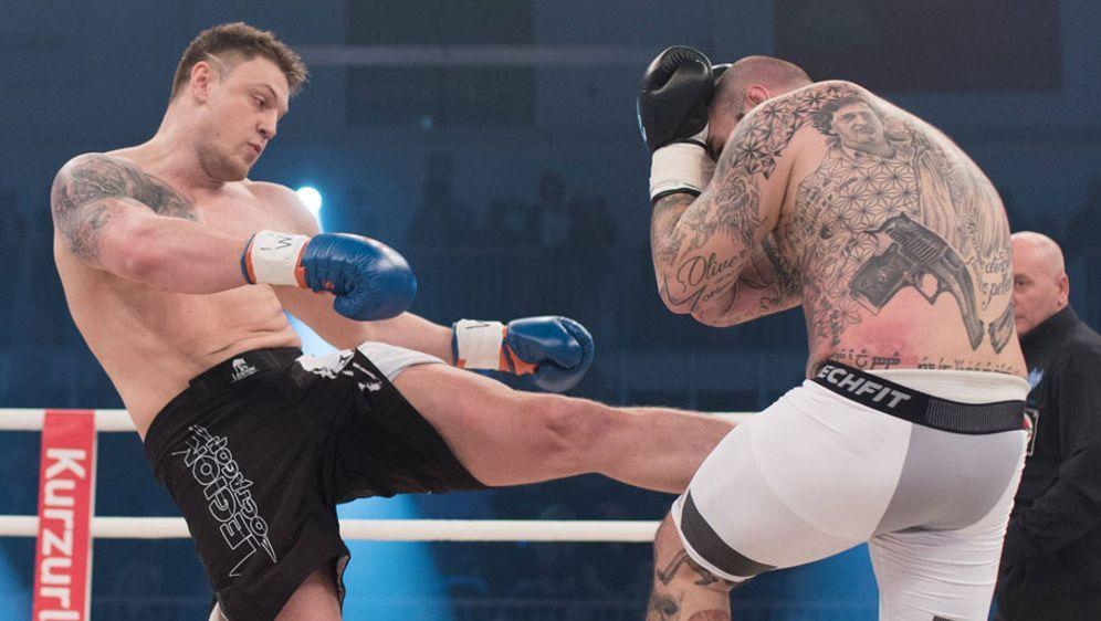 Michael Smolik hält den Weltrekord für den schnellsten Knockout. - Bildquelle: 2017 imago
