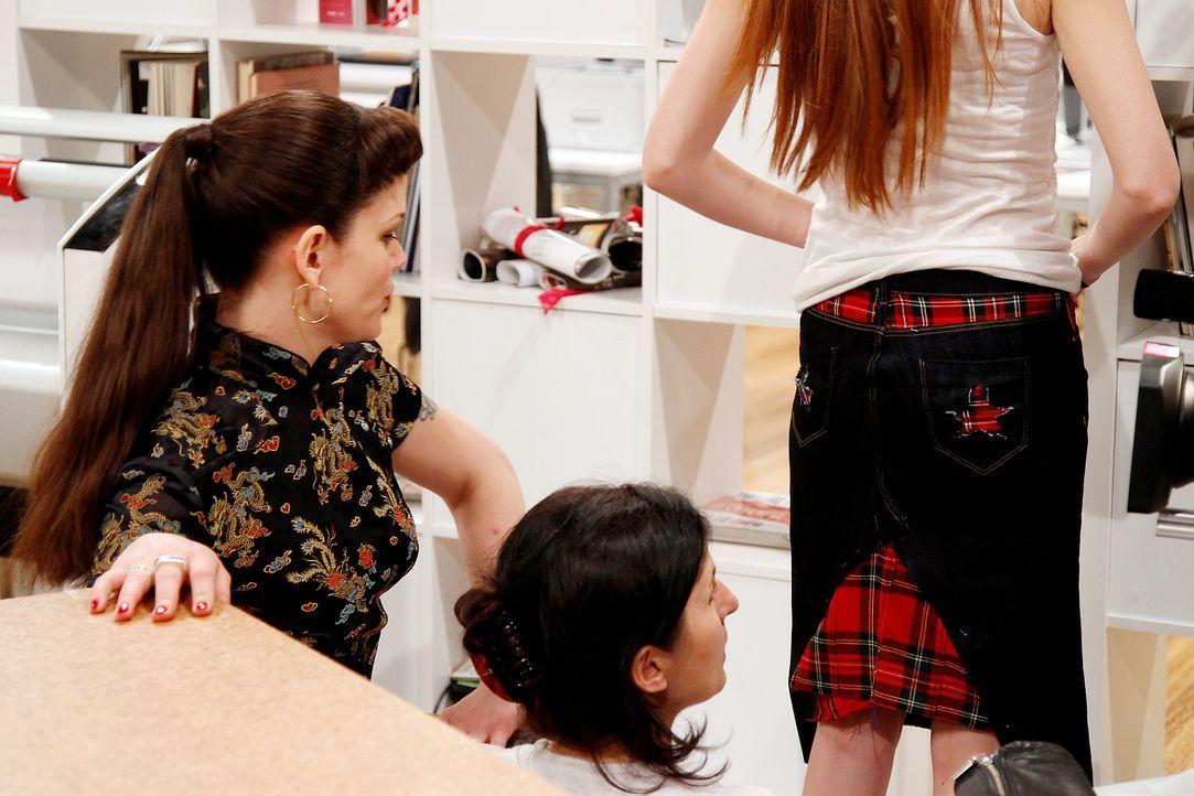 Fashion-Hero-Epi02-Fashionshowdown-02-ProSieben-Richard-Huebner - Bildquelle: ProSieben / Richard Huebner