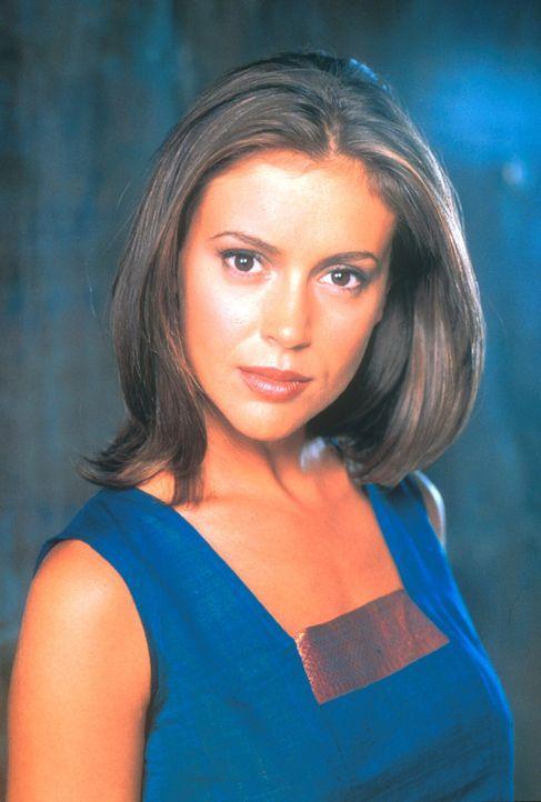 (3. Staffel) - Phoebe (Alyssa Milano) besitzt eine außerordenliche Macht ... - Bildquelle: Paramount Pictures