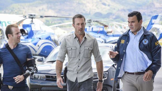 Hawaii Five-0 - Hawaii Five-0 - Staffel 8 Episode 8: Tollkühn