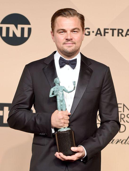 160130-Leo-diCaprio-AFP - Bildquelle: 2016 Getty Images