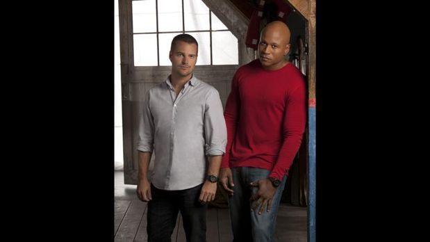 (2. Staffel) - Ermitteln Undercover im sonnigen Kalifornien um die nationale...