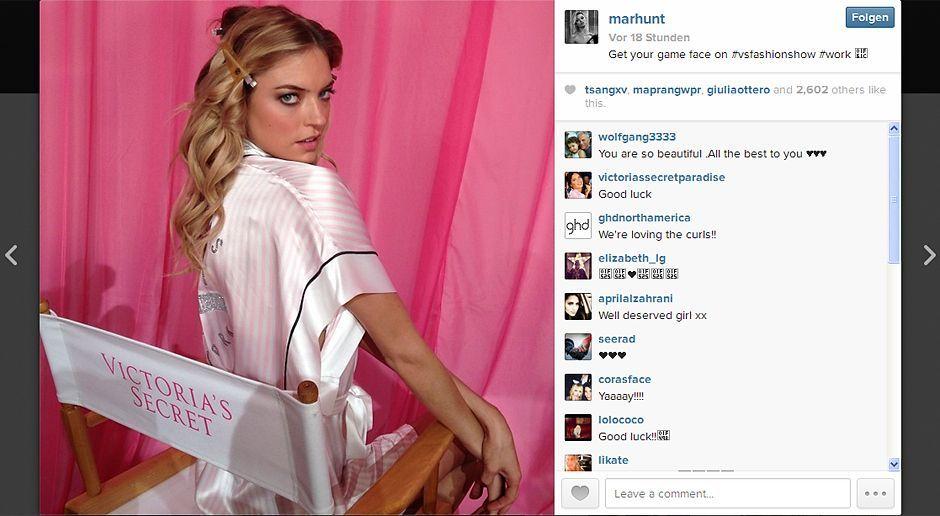 VS-Instagram-06-Instagram - Bildquelle: Instagram/Martha Hunt