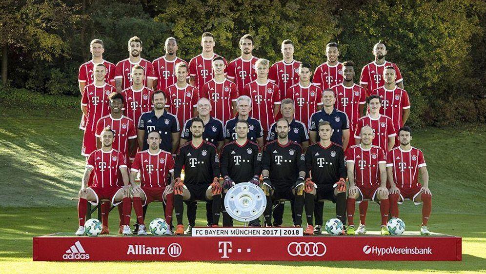 - Bildquelle: Sebastian Widmann/FC Bayern München/dpa