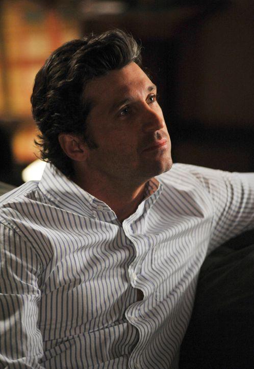 Derek (Patrick Dempsey) sorgt mit seiner Absicht, bei Meredith einzuziehen, für große Aufregung bei deren WG-Mitbewohnerinnen ... - Bildquelle: Touchstone Television