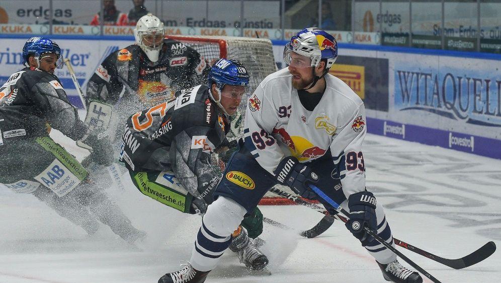 DEL-Viertelfinale: Pleite für Eishockey-Meister München - Bildquelle: PIXATHLONPIXATHLONSID