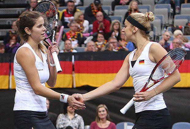 Fed Cup: Finale (Tschechien) - Bildquelle: imago/Pressefoto Baumann