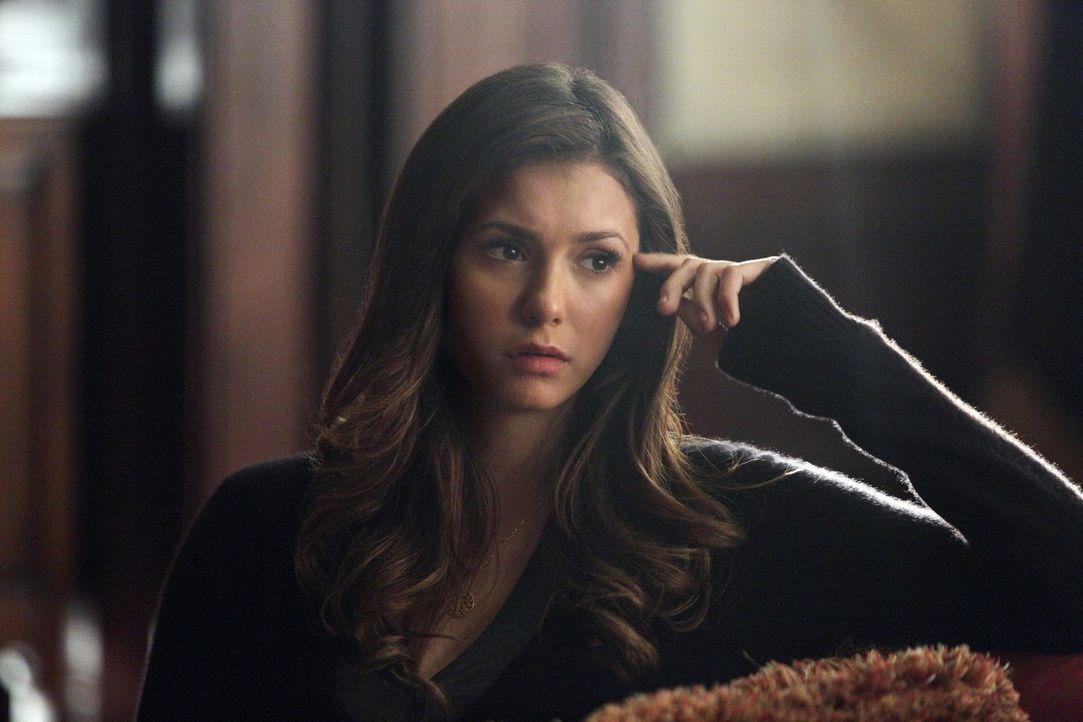 Ist es wirklich eine gute Idee von Elena (Nina Dobrev), ihrem Bruder die Wahrheit über Bonnie zu erzählen? - Bildquelle: Warner Bros. Entertainment, Inc