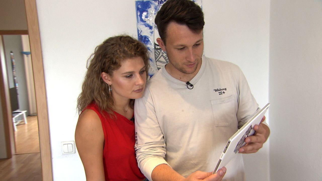 Rebecca und Nick müssen sich einer ihrer größten Herausforderungen stellen: der Zubereitung von Fisch ... - Bildquelle: kabel eins