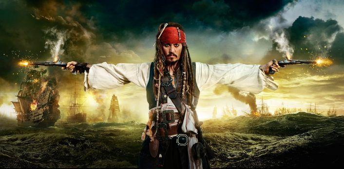Pirates of the Caribbean - Fremde Gezeiten - PIRATES OF THE CARIBBEAN - FREMD...