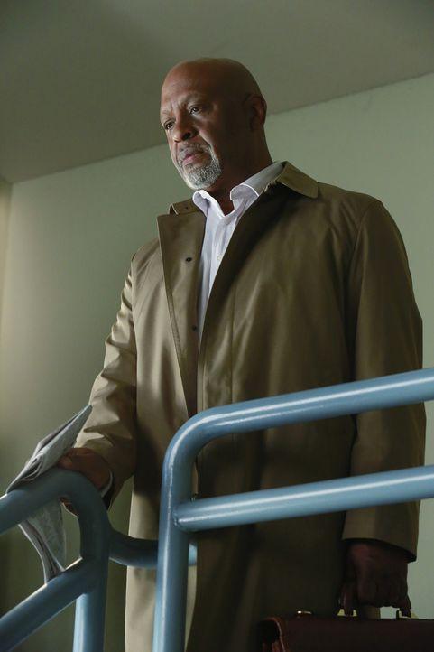 Richard (James Pickens Jr.) ist hin und her gerissen, Maggie die Wahrheit über ihre familiäre Beziehung zu beichten ... - Bildquelle: ABC Studios