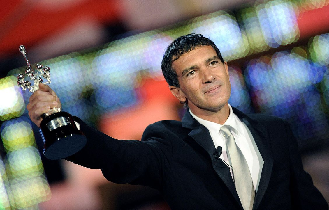 Antonio Banderas  - Bildquelle: AFP