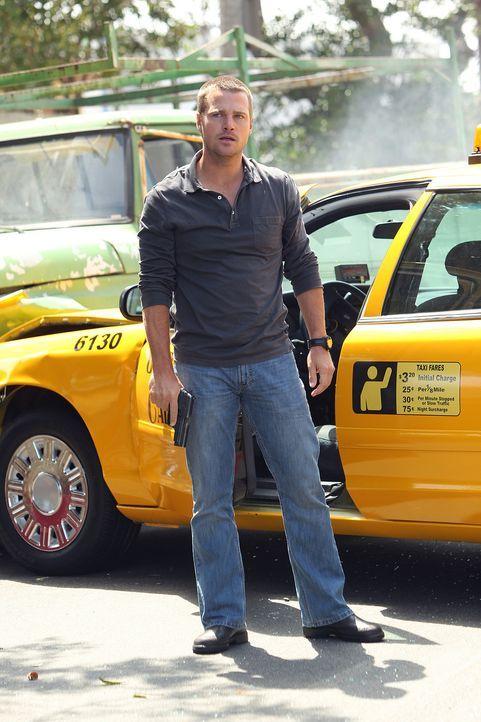 Mit viel Fingerspitzengefühl, versucht Callen (Chris O'Donnell) gemeinsam mit seinen Kollegen einen neuen Fall zu lösen ... - Bildquelle: CBS Studios Inc. All Rights Reserved.
