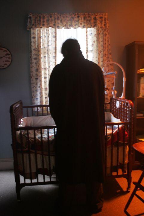 Rückblende: Mary, die Mutter von Dean und Sam wacht eines Nachts auf und stellt fest, dass ihr Ehemann John (Jeffrey Dean Morgan) nicht neben ihr i... - Bildquelle: Warner Bros. Television