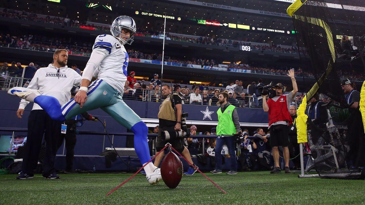 Dan Bailey (Minnesota Vikings) - Bildquelle: Getty Images