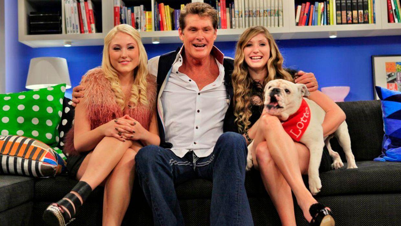 fruehstuecksfernsehen-studiohund-lotte-in-action-im-studio-005 - Bildquelle: Ingo Gauss