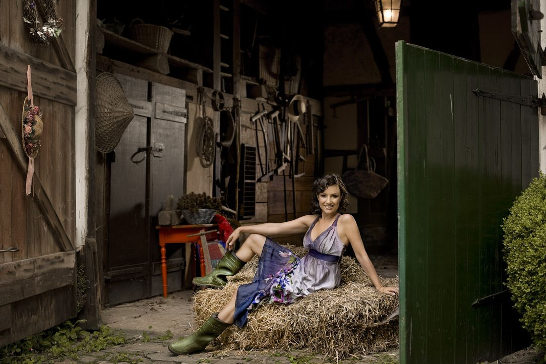 ... ins Grüne! Das Stadt-Land-Lust-Magazin. Miriam Pielhau zeigt das Landleben in seiner ganzen Vielfalt, Schönheit und Natürlichkeit ... - Bildquelle: Stephan Pick SAT.1