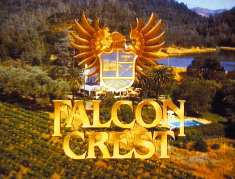 Falcon Crest - Logo