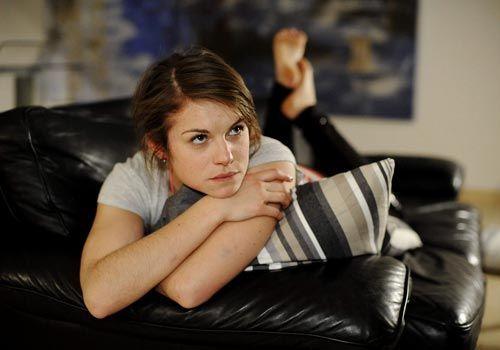 Kann nicht aufhören, an Emma zu denken: Jenny ... - Bildquelle: Christoph Assmann - Sat1
