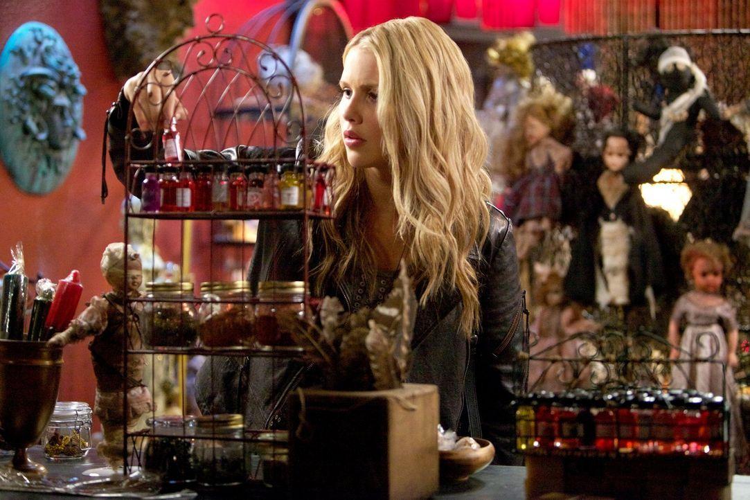 Wird Rebekah (Claire Holt) Hayley und das ungeborene Kind wirklich im Stich lassen? - Bildquelle: Warner Bros. Television