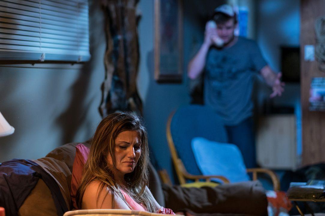 Jennifer Holliday (Sandra DaCosta, l.) fällt einem unberechenbaren Entführer und Mörder zum Opfer, dessen Launen sich ständig ändern ... - Bildquelle: Darren Goldstein Cineflix 2015