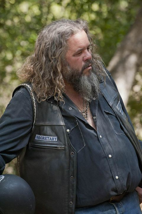 Selbst 14 Monate Knast können das alteingesessene Motorradclubmitglied Bobby (Mark Boone Junior) nicht einschüchtern ... - Bildquelle: 2011 Twentieth Century Fox Film Corporation and Bluebush Productions, LLC. All rights reserved.