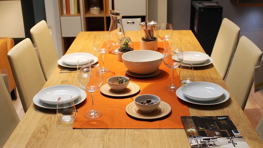 Tricks für das perfekte Essen mit Freunden - Bildquelle: Pixabay