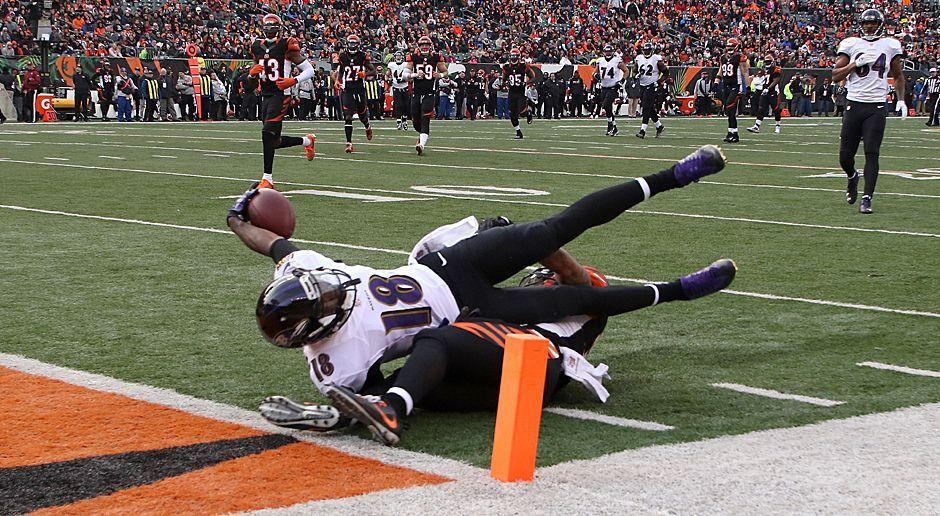 Breshad Perriman (Baltimore Ravens) - Bildquelle: 2017 Getty Images
