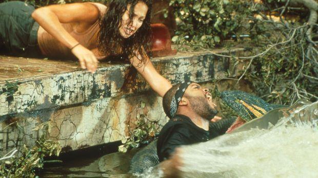 Terri (Jennifer Lopez, r.) versucht verzweifelt, Danny (Ice Cube, l.) aus dem...