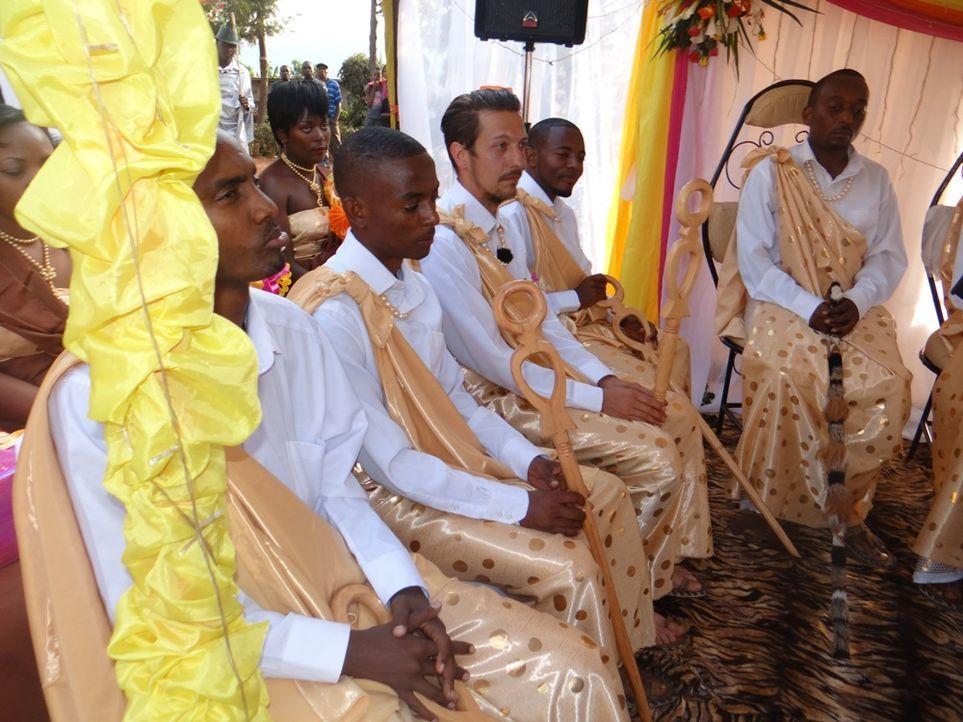 Ruanda Hochzeit