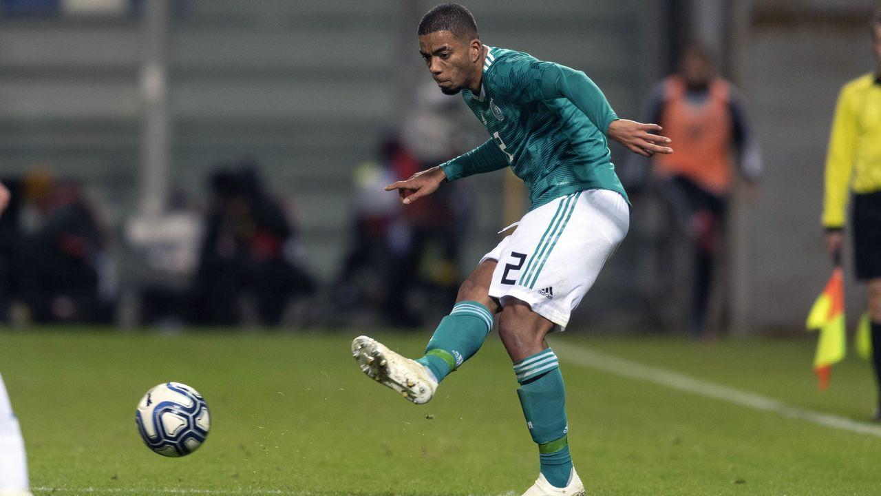 Benjamin Henrichs (AS Monaco, U21-Nationalspieler) - Bildquelle: imago/AFLOSPORT