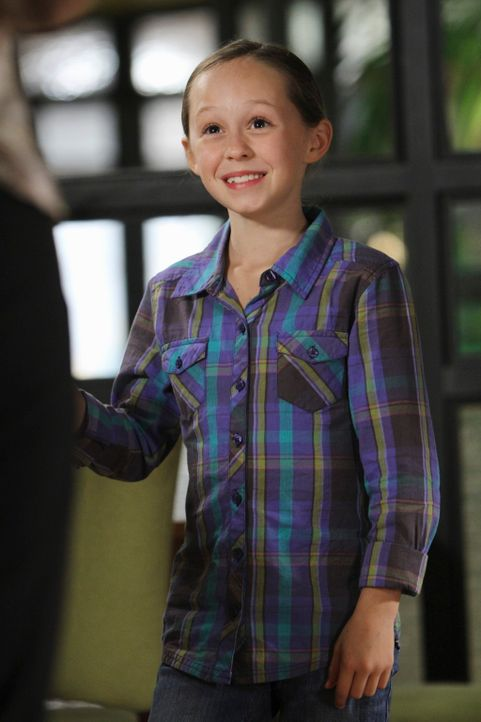Wird von ihrer Tante in der Praxis abgestellt, da sie sich nicht mehr um die Kleine kümmern möchte: Betsy (Hailey Sole) ... - Bildquelle: ABC Studios