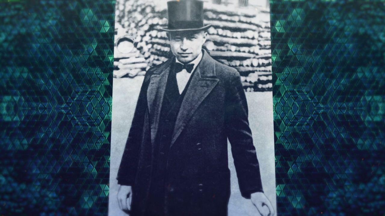 Johann Reichhart hatte während Hitlers Amtszeit die Aufgabe, Feinde des Reichs exekutieren zu lassen. Reichhart selbst war ein gnadenloser Henker, d... - Bildquelle: TCB Media Rights Ltd.