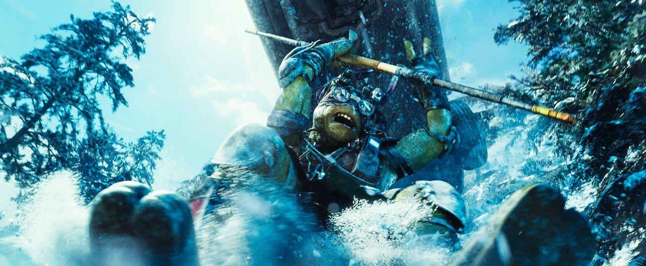 teenage-mutant-ninja-turtles-17-Paramount-Pictures - Bildquelle: Paramount Pictures Corporation