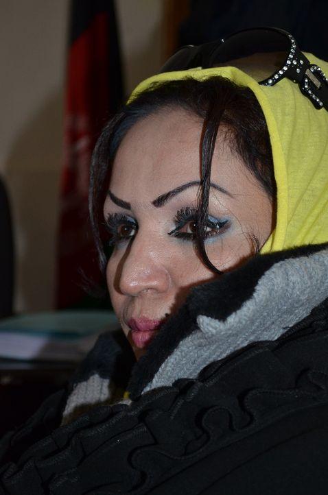 Wenn Filmproduzentin und Schauspielerin Saba morgens in Afghanistan aus dem Haus geht, rechnet sie täglich damit, ihre Familie nie wieder zu sehen u... - Bildquelle: Quicksilver Media 2012