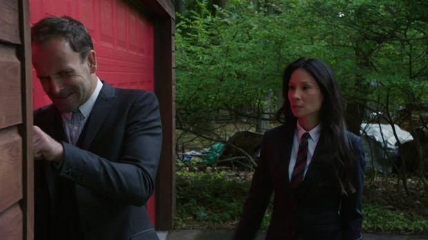 Elementary - Elementary - Staffel 6 Episode 13: Die Wahl Des Weinglases
