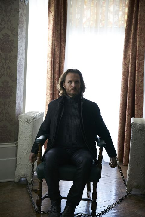 Hat Jeremy (Greg Bryk) sein Vertrauen doch in den falschen Mann gesetzt? - Bildquelle: 2016 She-Wolf Season 3 Productions Inc.